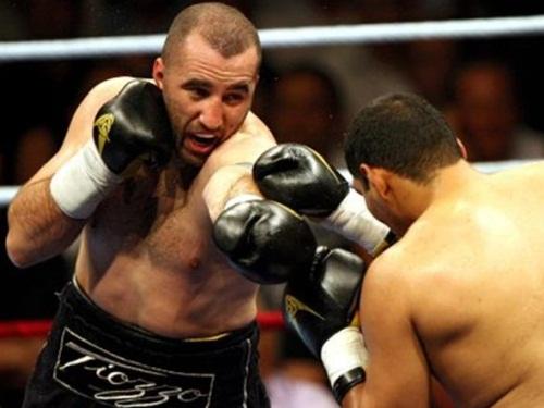 Villeurbanne : la boxe fait son show