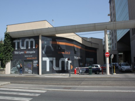 les siège de TLM à Lyon - Lyonmag.com