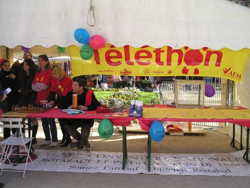 Le Téléthon commence vendredi en France et dans le Rhône