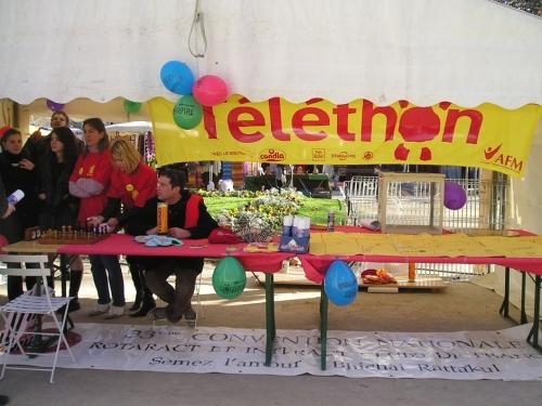 Téléthon 2012 : 983 182 euros de promesses de dons au centre d'appels du Grand Lyon