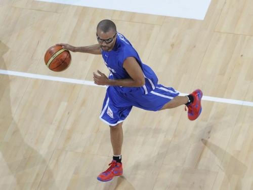 JO-Basket : Tony Parker et les Bleus n'ont rien pu faire face aux Etats-Unis