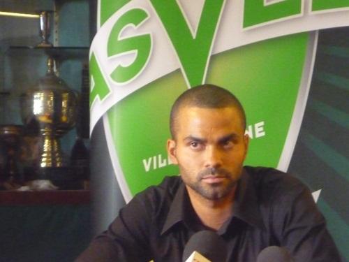 ASVEL : Tony Parker toujours impliqué dans le club