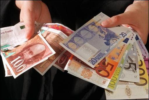 4 milliards de francs seraient encore présents sur le territoire français