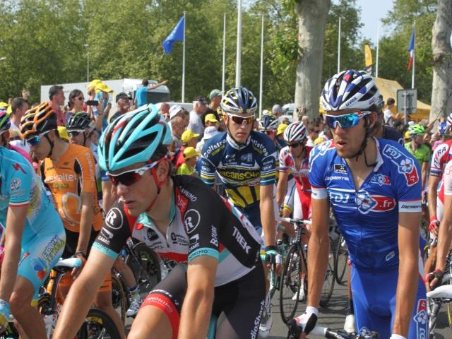 Rhône : le Tour de France s'élance dimanche de Givors