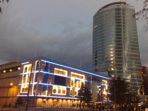 Le World trade center de Lyon s'installe en haut de la tour Oxygène