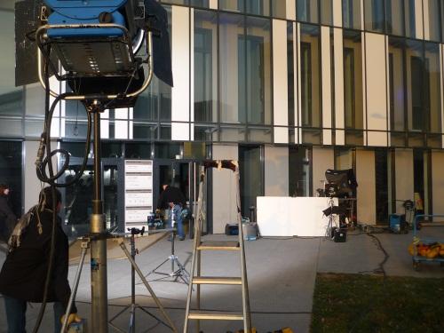 France 2 a commencé le tournage de sa série sur la Crim' de Lyon