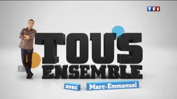 Un chantier du Beaujolais au coeur de l'émission Tous Ensemble de TF1 diffusée samedi
