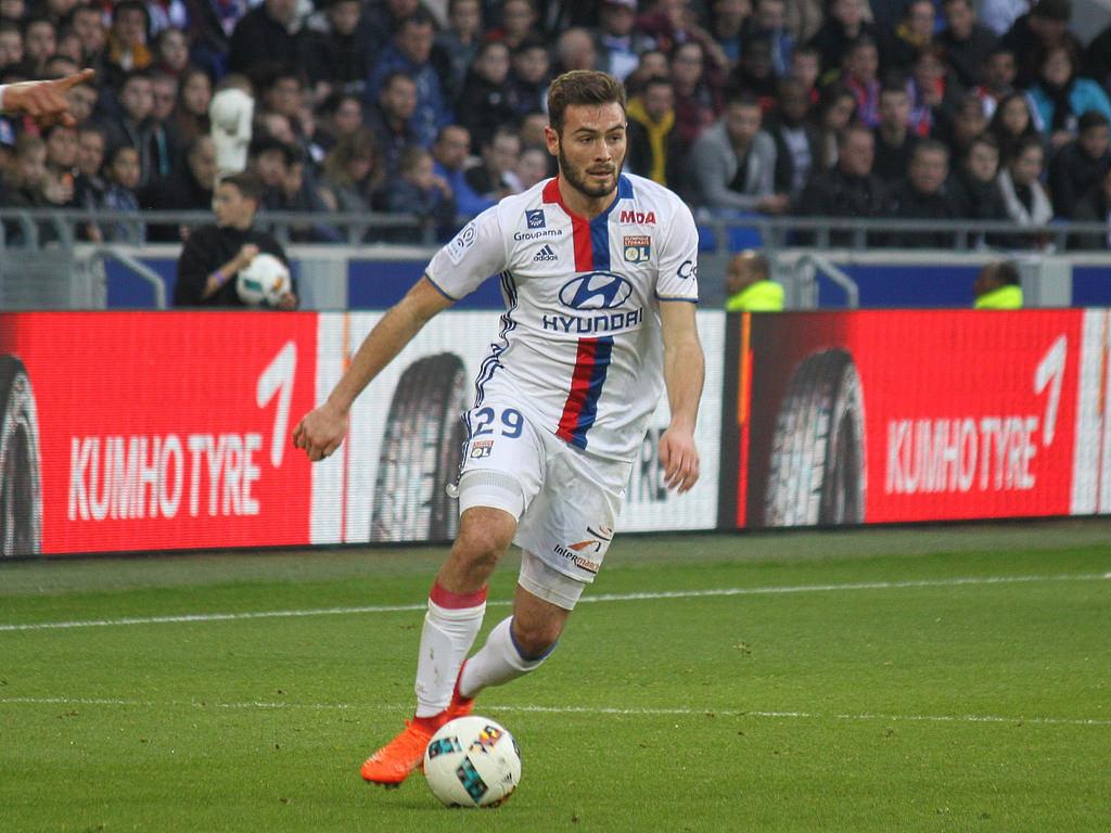 Maillot Olympique Lyonnais Lucas TOUSART