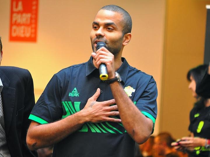 ASVEL : Parker veut conserver Jackson