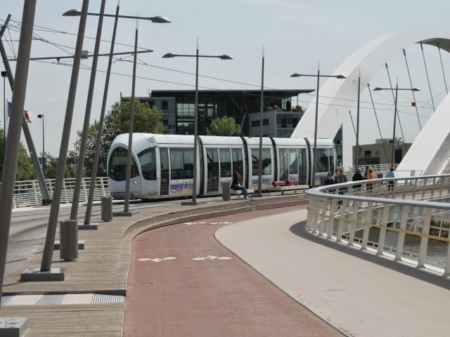 Pas de pont Raymond-Barre pour le T1 lundi - LyonMag