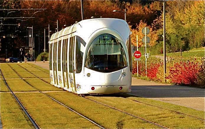 Le tramway reprend du service à Bron