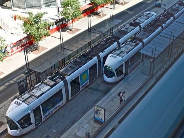 Lyon : une petite fille de 4 ans percutée par un tramway