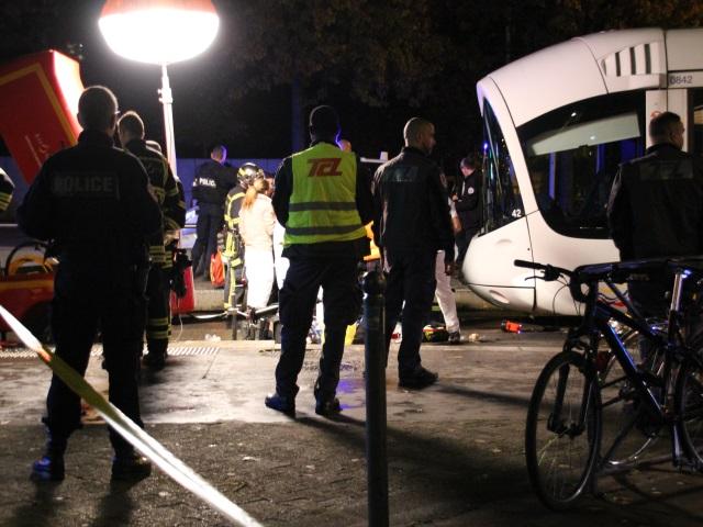 Lyon : un homme grièvement blessé après avoir été percuté par un tramway