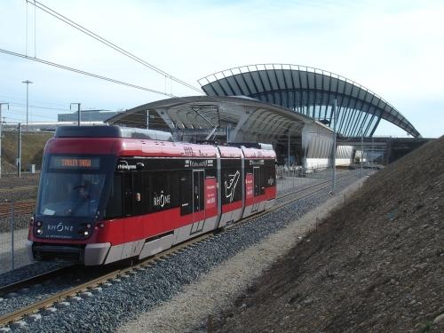Lyon pas de tram t3 ni de rh nexpress d s samedi pendant for Garage du tram villeurbanne