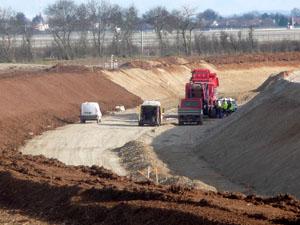 Rhône : la liaison A6-A89 déclarée d'utilité publique