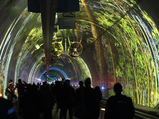 Tube mode doux sous la Croix-Rousse : entre 1500 et 3000 personnes y passent chaque jour
