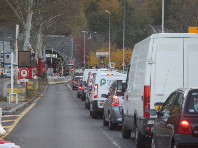 Fermeture du tunnel de la Croix-Rousse : le vrai test pour le Grand Lyon, c'est mardi
