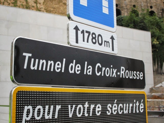 Tunnel de la Croix-Rousse : le nouveau radar est entré en service