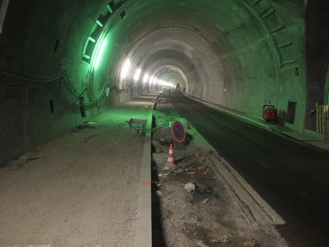 Le tunnel mode doux - LyonMag