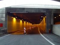 Le tunnel Quai Bellevue est fermé ce week-end