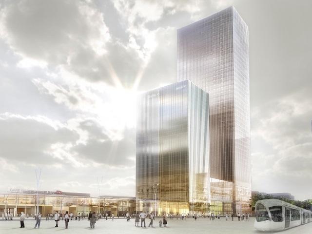 MIPIM : le projet Two Lyon offrira une nouvelle tour à la Part-Dieu