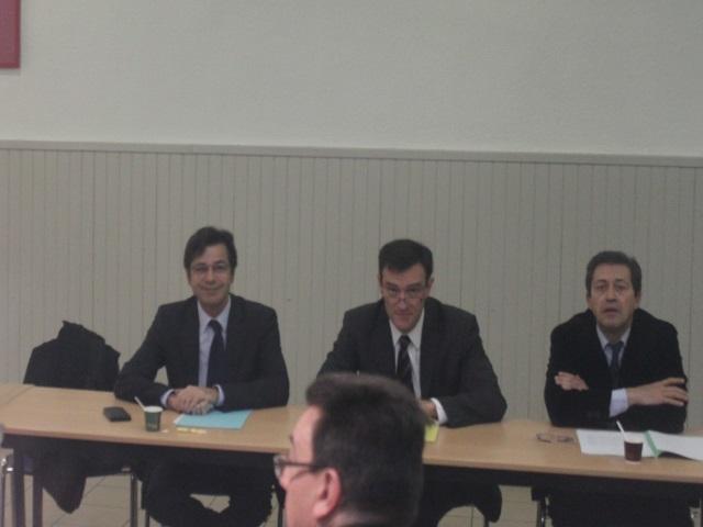 Municipales à Lyon : les cinq de l'UMP ont pris connaissance du sondage