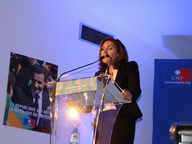 Municipales 2014 : Nora Berra lâche Michel Havard - Vidéo