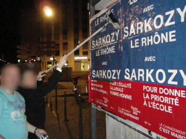 Présidentielle 2012 : la bataille pour convaincre continue dans le Rhône