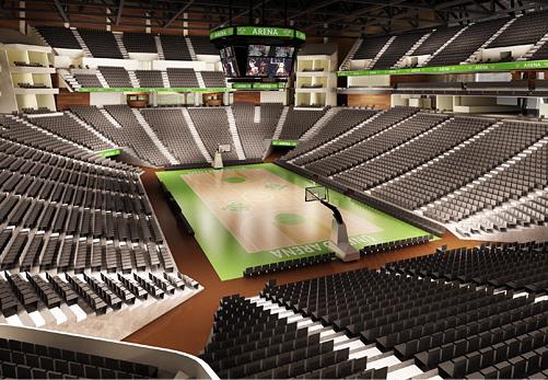L'Asvel Arena à Gerland ?