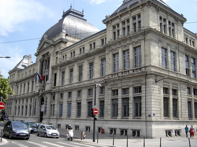 Les universités Lyon II et III sur les quais - DR