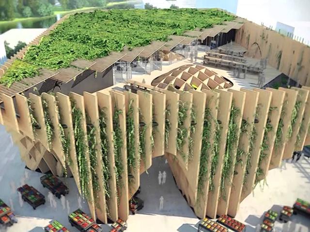 Exposition universelle de Milan : Rhône-Alpes au cœur du pavillon France ce vendredi