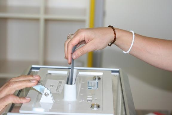 Législatives:participation dans le Rhône légèrement au-dessus de la moyenne à 17h