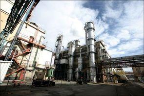 L'usine Rhodia Belle-Etoile à Saint-Fons (crédit : usinenouvelle.com)