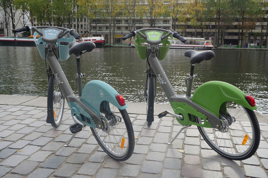 Les futurs Vélib' - DR