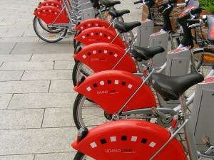 Pic de pollution : les Vélo'v gratuits pendant une heure