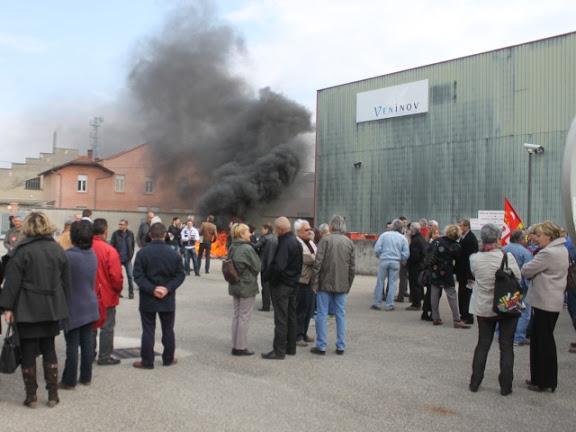 Rhône : 30 000 euros d'astreinte par jour pour le repreneur de Veninov
