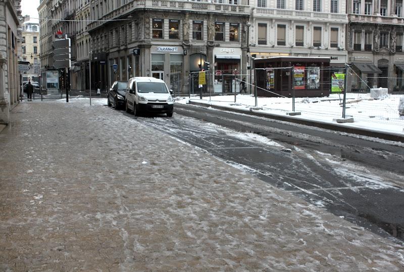 Météo : attention aux pluies verglaçantes vendredi soir à Lyon