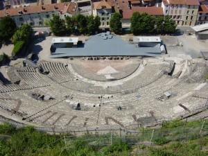 L'amphithéâtre de Vienne - LyonMag