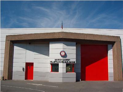 La maison d'arrêt de Villefranche-sur-Saône (69) - DR
