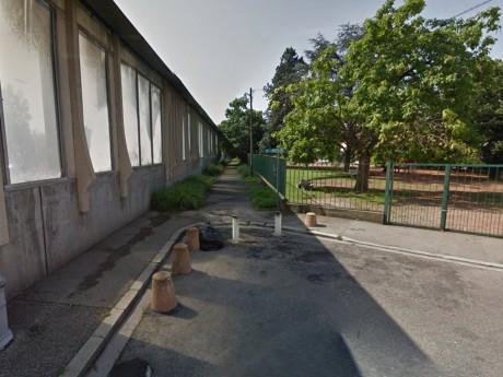 L'impasse où le corps a été retrouvé vendredi - DR Google
