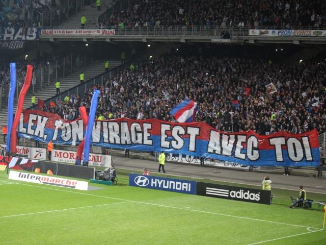 Tir de flash-ball après OL-Montpellier : des supporters manifestent ce samedi