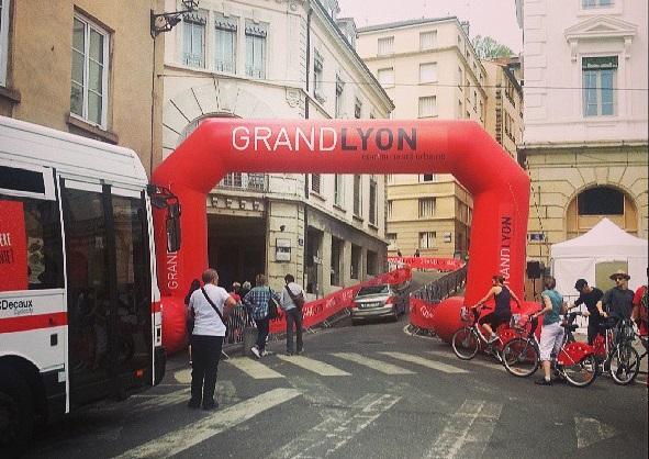 A Lyon, les Vélo'v soufflent leur huitième bougie
