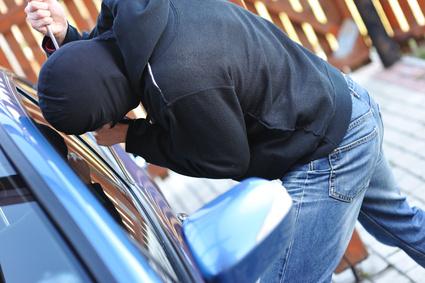 Sept voitures volées par jour dans l'agglomération lyonnaise en 2014 !