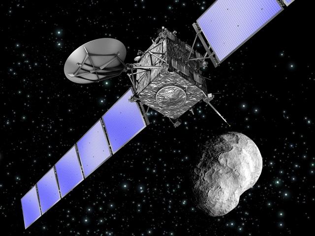 Vaulx-en-Velin : le Planétarium vous propose de suivre en direct la mission Rosetta
