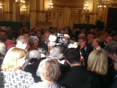 Les sénatoriales dans le Rhône : revivez la journée électorale à la préfecture !