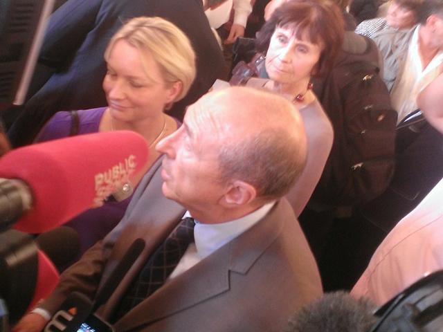 """Sénatoriales dans le Rhône : """"peut-être une incompréhension sur la Métropole"""" reconnaît Collomb"""
