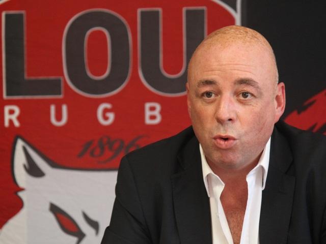 Le président du LOU Rugby démissionne !