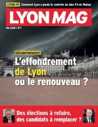 Magazine Lyon Mag n°8