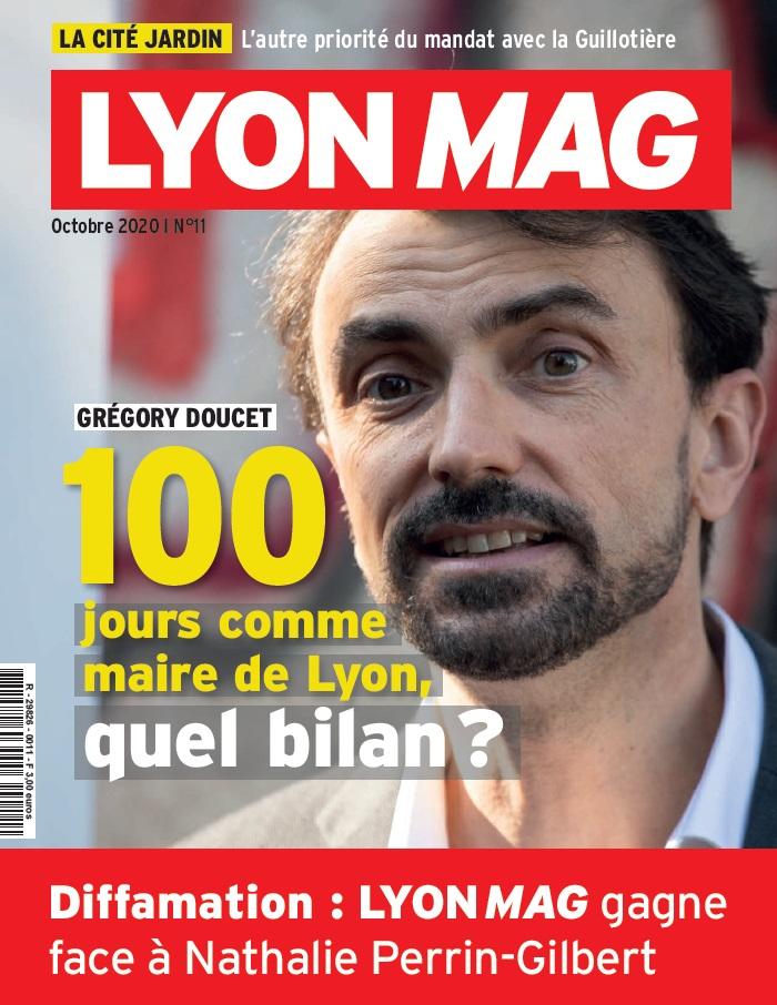 Magazine Lyon Mag